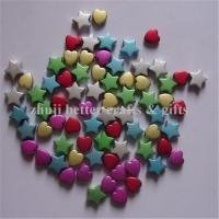 China Plastic beads on sale