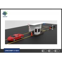 Buy cheap High Integration Vehicle X - Ray Scanner , Basement Vehicle Inspection System from wholesalers