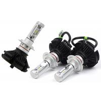 Quality Car Accessories X3 H7 Philips LED Headlamp 6000LM 50 Watt IP67 Energy Saving for sale