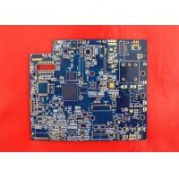 Quality 4 Layer Soldering Flash Gold Bare Rigid PCB Manufacturer White Lengend for sale