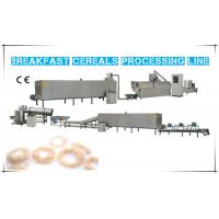 Quality Breakfast Cereals Processing Line for sale