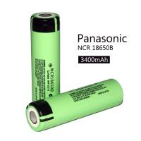 Quality 18650 mod battery with high discharge current excenllent performance NCR 18650B 3400mah 3.7v li ion battery for sale