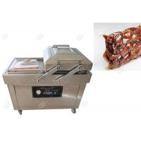 Quality Food Grade Vacuum Food Packing Machine 118cm Open Height CE Certification for sale