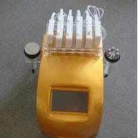 Quality Led Light Lipo Laser RF Skin Tightening Cavitation Slimming Machine For Home Use for sale