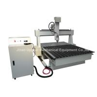 Buy High Z -axis 4 Axis CNC Wood Engraving Cutting Machine with DSP Offline Control at wholesale prices