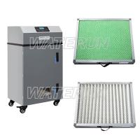 Quality Portable Laser Fume Extractor Stable Running For Laser Engraving for sale