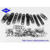 Quality KOBELCO SK350-6 Hydraulic Cylinder Repair Seal Kit NBR Materials Long Lifespan for sale