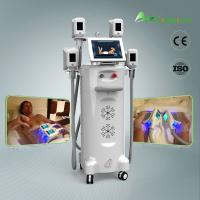 Buy cheap Freezing cryolipolysis fat freeze body slimming machine for home use from wholesalers