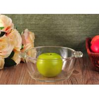 Quality Clear Glass Tableware Glass Baked Bowl Set With Lid Used for Oven Baking for sale