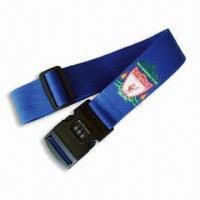 Quality Luggage Strap/Belt, OEM Order are Welcome, Various Kinds are Available for sale