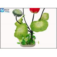 Buy Lotus Flower Simulation Plastic Aquatic Plants Aquarium Grass Fish Tank Aquatic at wholesale prices