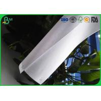 Quality Virgin Wood Pulp White Offset Printing Paper 787 x 1092mm For Magazine Printing for sale