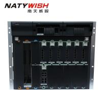 Quality 64 Port 10G GEPON OLT Optical Line Terminal Space Saving Low Power Consumption for sale