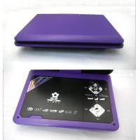 Quality 1024 * 600 Pixels 9 Inch Portable DVD Player with USB / SD / TV / GAME for sale