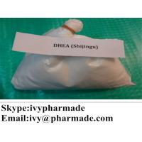 Buy cheap DHEA Dehydroepiandrosterone API Categories Biochemistry Anabolic Steroids 53-43 from wholesalers