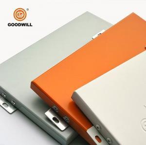China Aluminum Honeycomb Core Sandwich Panel Aluminum panelAA5754A(ALMg3) on sale