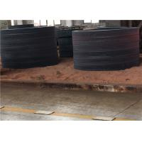 Quality Alloy Steel 34CrNiMo Forged Steel Rings Hot Rolled Rough Turned Q+T Heat Treatment As Requirement for sale