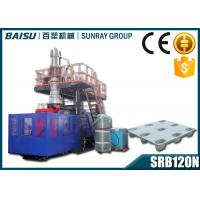 China 9 Foot Plastic 1m Hdpe Pallet Automatic Extrusion Blowing Machine 220V on sale