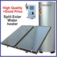 Quality 150 - 500 L Capacity Mini Split Heat Pump Water Heater Glass Pipe Material for sale