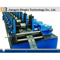 Buy cheap CE Panel Bracket Machine Roll Forming Machine With PLC Control System 10-15m/min from wholesalers