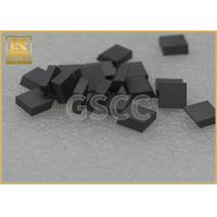 Buy cheap CNC Tungsten Carbide Bar Stock / Tungsten Carbide Square Bar PVD/CVD Coating from wholesalers