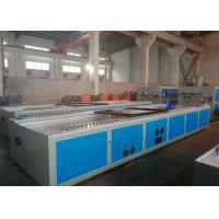 Buy cheap Aorui Plastic Profile Extrusion Line , PVC Window Ceiling Panel Decking Profile Production Line from wholesalers