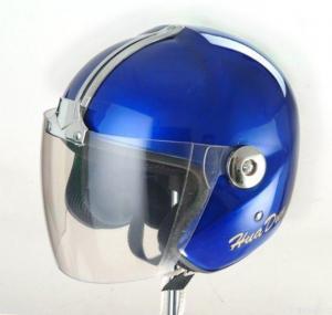 Eec/dot Standards Open Face Motorcycle Helmet Hh-50a