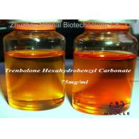 Quality Legal Oil Liquid Anabolic Steroids Tren Hexahydrobenzylcarbonate 50mg / Ml for sale