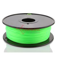 Quality Torwell Green PLA filament for 3D Printer 1.75mm 1KG/spool for sale
