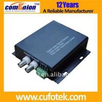 Quality 2-channel optical transceiver for video for sale