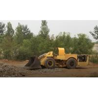 Quality 0.6 Cubic Meter  Wheel Loader for Underground Mining Project, Mini Scoop Tram for sale