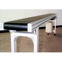 China Low Speed Belt Bucket Conveyor Iron White For Flour Mill Factory , ISO9001 on sale