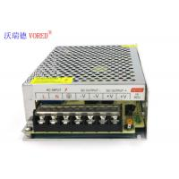 Quality 12 Volt 5A CCTV Power Supply With Metal Case Over Current Protection for sale
