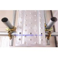 Buy Q195 Q235 Construction Steel Scaffold Tube , Hollow Galvanzied Steel Pipe at wholesale prices
