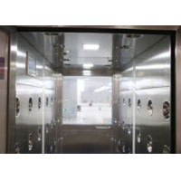 Quality Three Blowing Side H13 99.99%@0.3 Clean Room Air Shower Tunnel CE Certification for sale