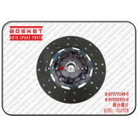 Quality 8-97377149-0 8-97320355-0 8973771490 8973203550 Clutch Disc Suitable For ISUZU NKR77 4JH1T for sale