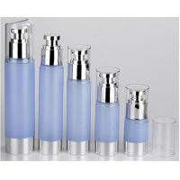 Quality 15ml 30ml 50ml 60ml 80ml 100ml 120ml cosmetic airless bottle for facial cream for sale