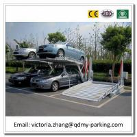 China Cheap and High Quality CE Car Lifts for Home Garages/ Double Deck Car Parking Lift on sale