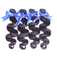 Quality Bouncy Natural Wave Natural Virgin Hair Curly Hair Extensions For Dream Girl for sale