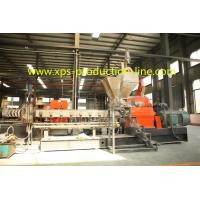 Quality Standard Advanced CO2 XPS Production Line for Styrofoam Insulation Board for sale