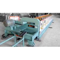 Hot Selling Metal C Shape Purlin Roll Forming Machine with Fly Saw