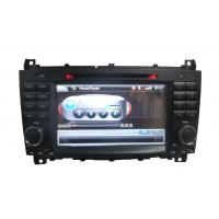 Buy ST-8731 Radio Fully Touch Screen Steering Wheel Benz DVD GPS For Benz C-Class at wholesale prices