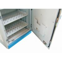 Quality Reliable Structure Waterproof Outdoor Cabinets IP55 , 1.50mm Thickness for sale