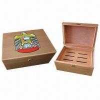 Quality Cigar Humidor/Box, Measures 351x252x168mm for sale