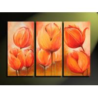 Quality wall clock rose flower wall art decoration for sale