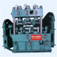 Quality Low Noisy Hydraulic Straightening Machine High Speed For Metal / Steel Pipe for sale