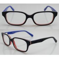 Quality Kids Handmade Acetate Eyeglasses Frames for sale