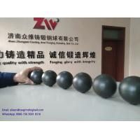 Quality Cast iron and forged Grinding Steel balls for sale