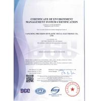 Hitop industrial (HK) co., Ltd Certifications