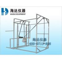 Quality Integrate Electrical Testing Equipment For Door Falling Bag Impact , PLC Control for sale